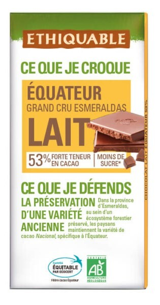 LOGO_ETHIQUABLE MILK CHOCOLATE WITH 53% COCOA