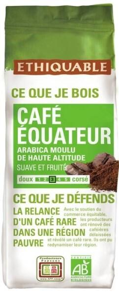 LOGO_ETHIQUABLE COFFEE 250G FROM ECUADOR