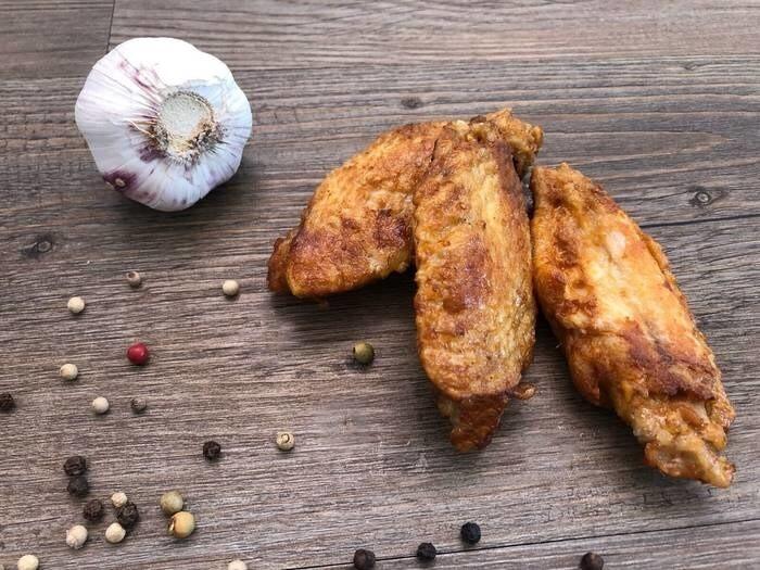 LOGO_Organic Chicken Crunchy Wings