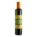 "LOGO_""PDO Bruzio""- 100% Italian Organic extra virgin olive oil"