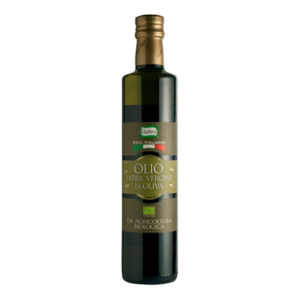 "LOGO_""Riserva"" 100% Italian Organic extra virgin olive oil"