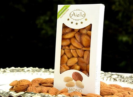 LOGO_White Almond Crunchy Bar 50g