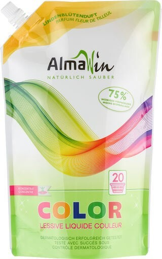 LOGO_AlmaWin Color Liquid Detergent Eco Pack