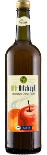 LOGO_Hitzkopf BIO Bratapfel-Orangen Punsch, 5,4 % vol