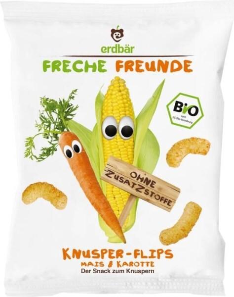 LOGO_Freche Freunde Crunchy Snacks