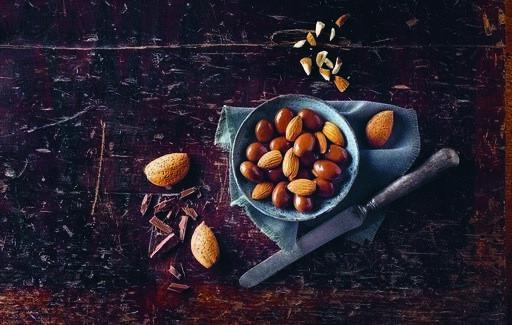 LOGO_Dragierte Schokoladenprodukte