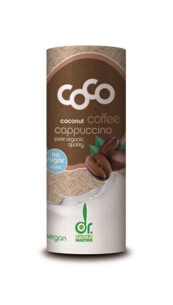 LOGO_coconut coffee cappucino