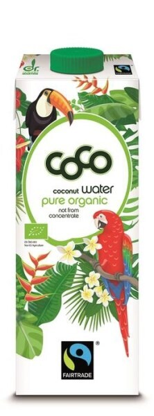 LOGO_coco water pure fairtrade