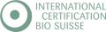 LOGO_International Certification Bio Suisse AG (ICB AG)