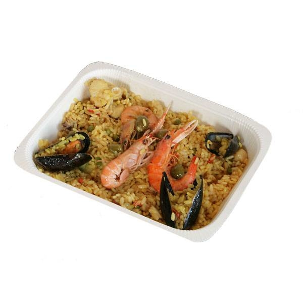 LOGO_Biopap® Environmental friendly, biodegradable, compostable, recyclable, dual ovenable food containers