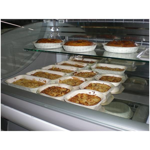 LOGO_BIOPAP® dual-ovenable, biodegradable, compostable trays