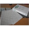 LOGO_BIOPAP® WRAP Papier, fettbeständig, siegelbar. Lebensmittelecht, kompostierbar, abbaubar (EN13432:2002)