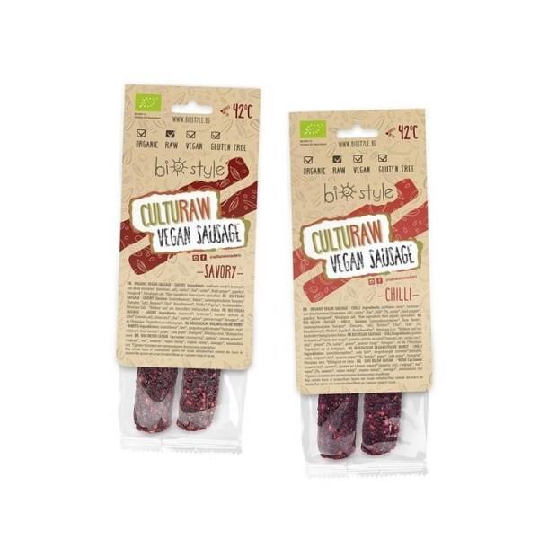 LOGO_Organic Raw Vegan CultuRaw Sausage