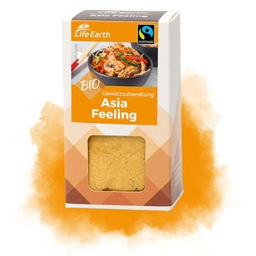 LOGO_Asia Feeling, Gewürzzubereitung, Bio & Fairtrade, 30 g