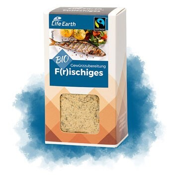 LOGO_F(r)ischiges, Gewürzzubereitung, Bio & Fairtrade, 35 g