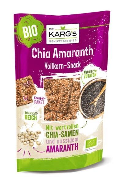 LOGO_Organic wholegrain snack Chia & Amaranth