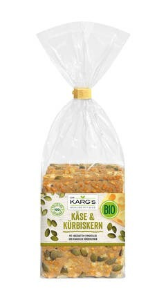 LOGO_Organic crispbread Emmental Cheese & Pumpkin Seed