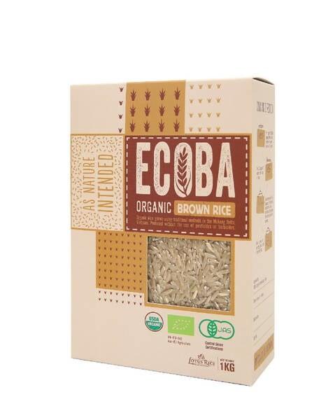 LOGO_ECOBA - Organic Brown Rice