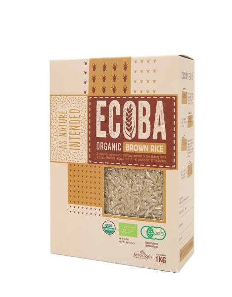 LOGO_ECOBA - Organic Brown Rice