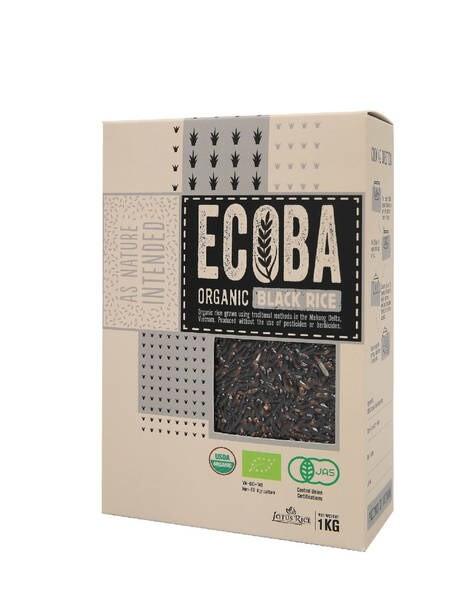 LOGO_ECOBA - Organic Black Rice