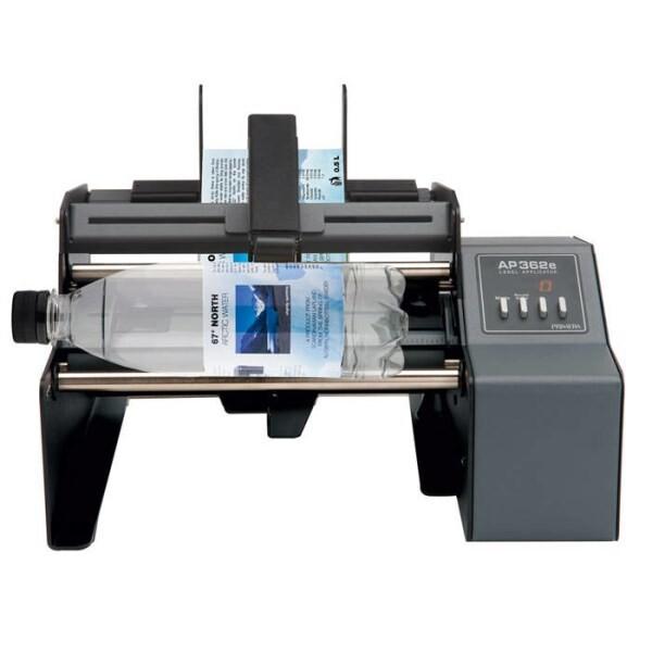 LOGO_AP360e/362e Etikettiermaschine für runde Behälter
