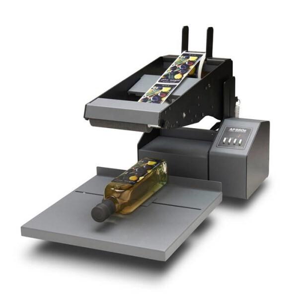 LOGO_AP550e Etikettiermaschine für ebene Oberflächen