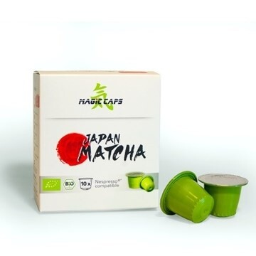 LOGO_Bio-Matcha capsules Nespresso®* compatible