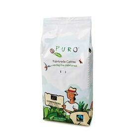 LOGO_PURO fairtrade bio COMPAÑERO - Coffee beans