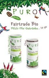 LOGO_Puro Bio Fairtrade Milkmixdrinks