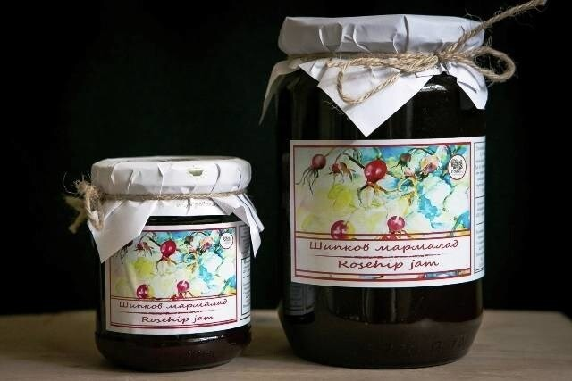 LOGO_Organic jams