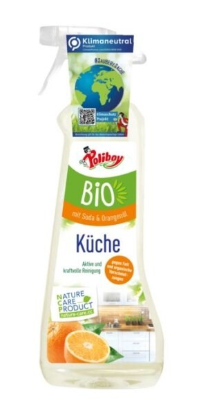 LOGO_POLIBOY Organic Kitchen Cleaner