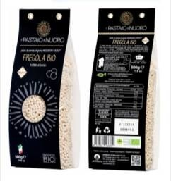 LOGO_Organic Fregola and Malloreddos (typical Sardinian pasta)