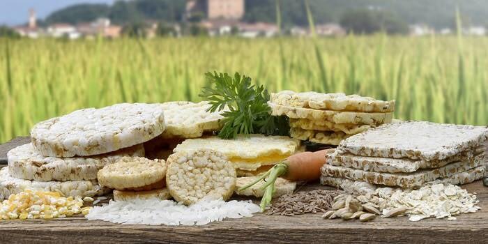 LOGO_Rice, corn and multi-grain cakes
