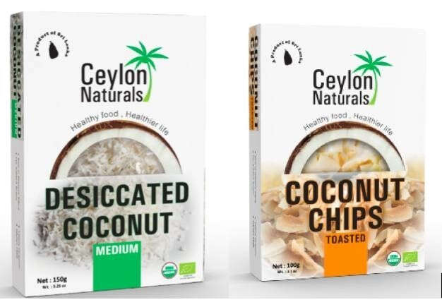 LOGO_Organic Desiccated coconut/ Coconut Chips