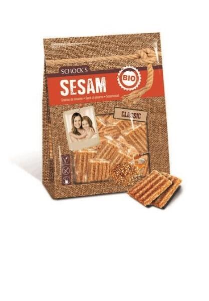 LOGO_Schock's Bio, Sesam Minis 135g
