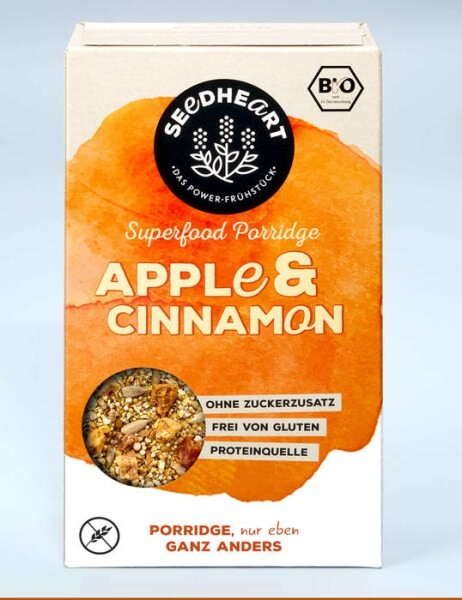 LOGO_Seedheart Superfood Porridge Apple & Cinnamon