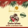 LOGO_Date bites with cranberries
