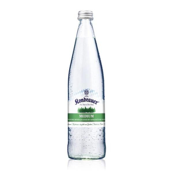 """LOGO_Kondrauer Mineralwasser """"MEDIUM"""""""