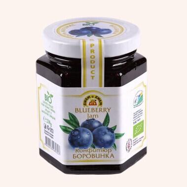 LOGO_Bio jam Blueberry