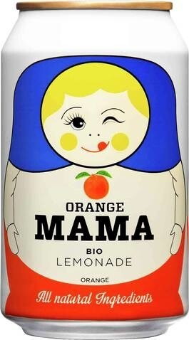LOGO_Orange Mama 330ml
