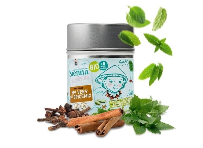 LOGO_Spice & Herbs Mixtures for Babies & Toddlers
