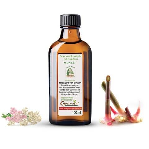 LOGO_Hildegard's Herbal Mouth Oil