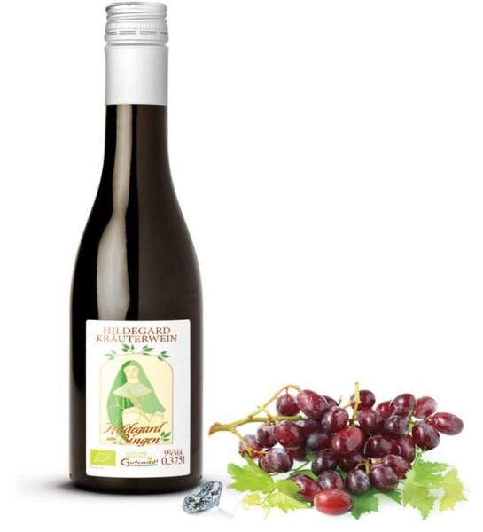 LOGO_Hildegard von Bingens besonderer Kräuterwein