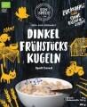 LOGO_SunSpelt Frühstück Kugeln: Urkraft. Nur Bio Dinkel und Salz