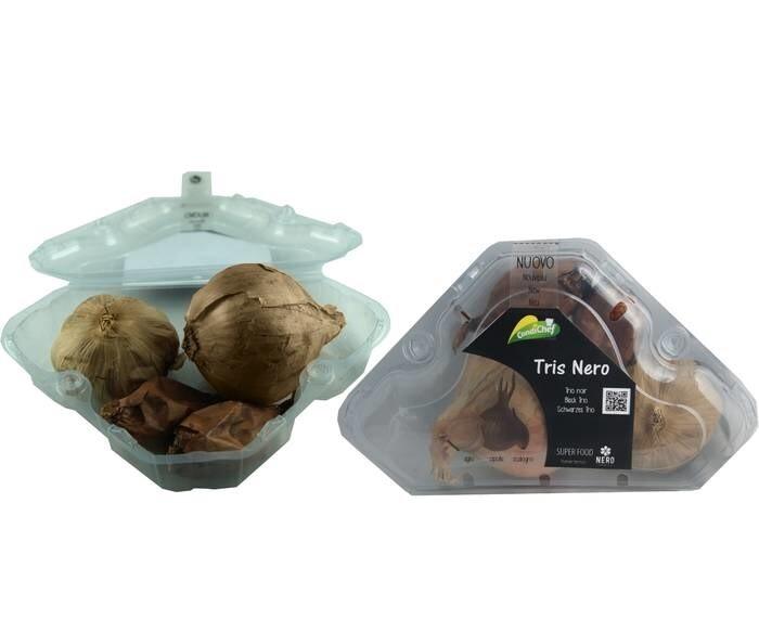LOGO_BLACK TRIS - fermented garlic, shallot and onion