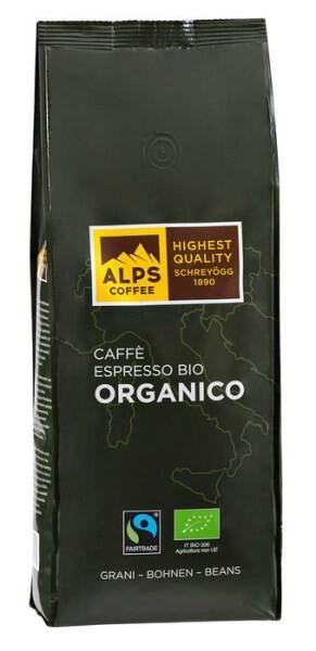 LOGO_Caffè Espresso BIO ORGANICO 1000g Bohnen