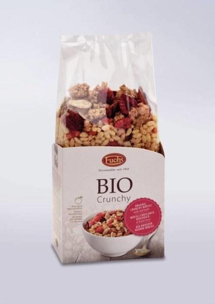 LOGO_Fuchs Bio Crunchy Müesli with red Fruits