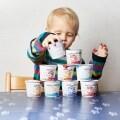 LOGO_Cashewgurt - different flavors (Klassik, Mango, Blueberry, Rasberry) (organic), 125g