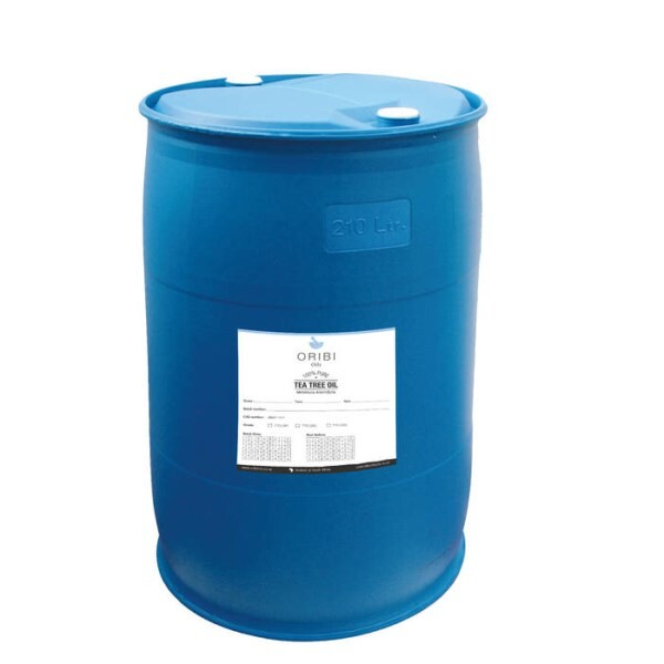 LOGO_Oribi Oils' Tea Tree oil - 210lt drums