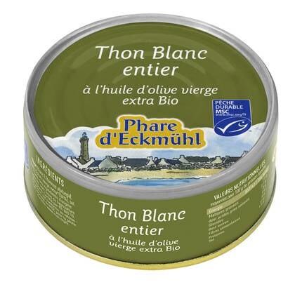 LOGO_MSC Weisser Thunfisch in Olivenöl